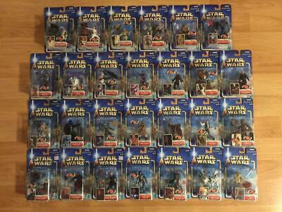 New Star Wars: Episode 2 Attack of the Clones Action Figures 2002 Collection 1