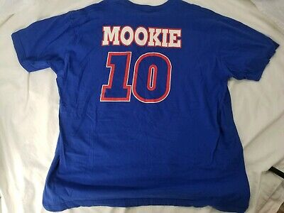57dc067665d Vintage Pearl Jam Mookie Ten Club Tee Shirt Never Worn Amazing Condition  Rare
