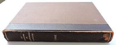 Carre Louis Les Poincons L'Orfevrerie Francaise Book of French Silversmith Marks