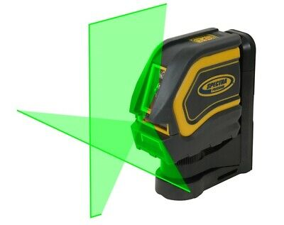 Spectra Precision LT20G Cross Line Green-beam Laser