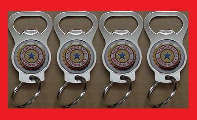 Newcastle Brown Ale 4 Beer Bottle Wrench Openers New