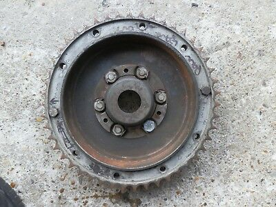 BSA Triumph QD hub+sprocket..good condition. ...FREE UK  POST