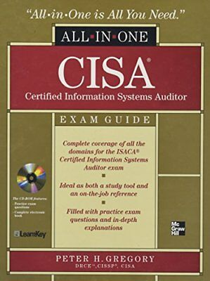 CISA Certified Information Systems Auditor All-in-One Exam Guide by Peter H.…