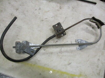 Jeep Cherokee XJ 84-96   Drivers Side Rear Manual Window Regulator   FREE SHIP