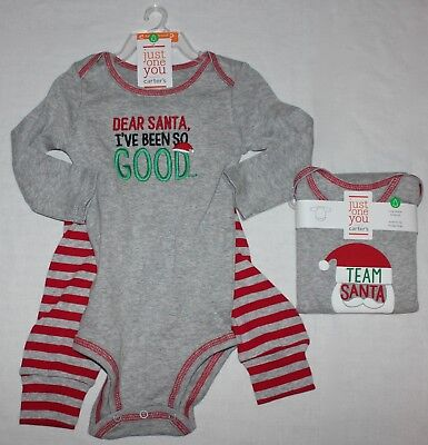 GIRLS SIZE 3 MONTHS JUST ONE YOU CARTER/'S 3 PC ONE PIECE SHORTS SHIRT NEW #815