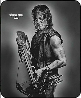 T-732 Art Poster The Walking Dead TV Series US TV Series Daryl Rick Silk Print