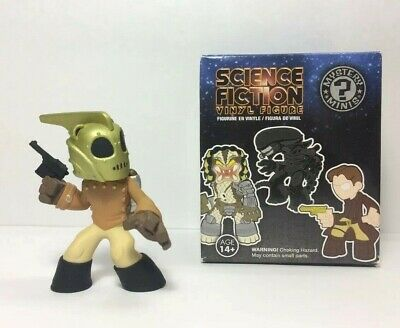 Funko Mystery Minis Series 1 Science Fiction Rocketeer 1/72 Chase Vinyl Figure