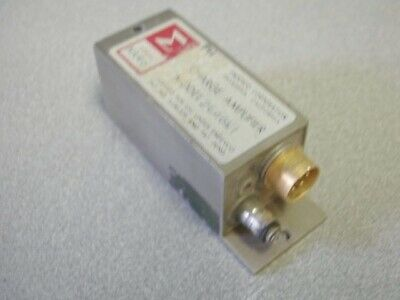 Endevco Charge Amplifier Model 2646M1