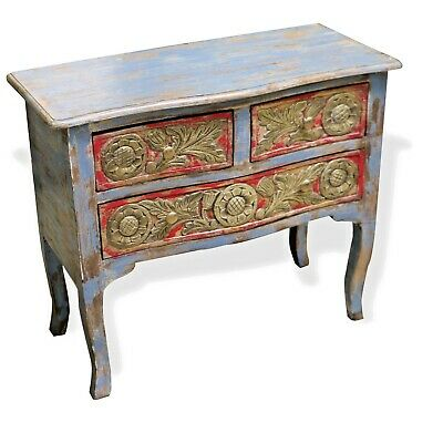 Cabinet, chest, Rustic Reclaimed Wood W/ Patina Nightstand table