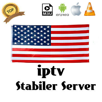 IPTV SUBSCRIPTION 1 days USA channels m3u mag android ios