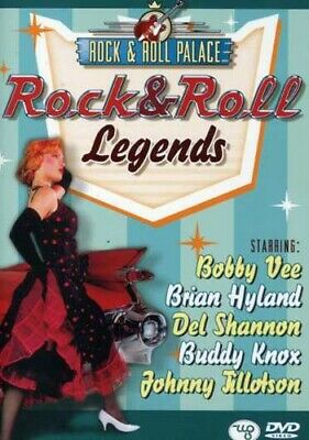 Rock 'N' Roll Legends DVD Bobby Vee