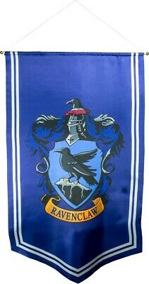 Artwork & Wall Pieces--Harry Potter - Ravenclaw Satin Banner