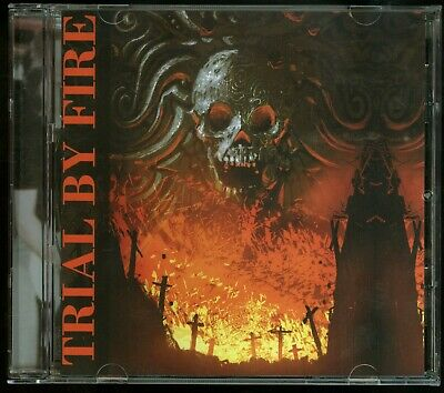 Trial By Fire self titled CD new 1979-1982 s/t same demos