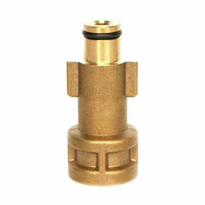 Autocare Adaptor Solid Brass for Pressure Washer Connector Snow Foam Lance
