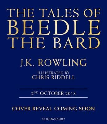 The Tales of Beedle the Bard - Joanne K. Rowling - 9781408898673 DHL-Versand