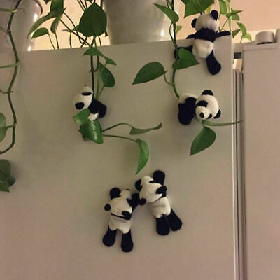 New Cute 3D Cartoon Panda Animals Fridge Magnet Sticker Refrigerator Decoration