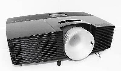 Acer P1283 DLP Projector HDMI/VGA 3D Ready 2058 Hours Used
