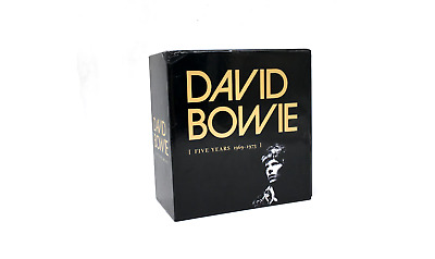 David Bowie - A New Career In A New Town NEW CD BOX SET