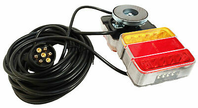 Easy Installed Waterproof LED Light Towing Light Taillight for Trailer Tractor