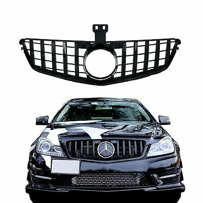 Grille for MERCEDES C-Class C63 AMG W204 S204 07-14 AMG GT-R Panamericana Design