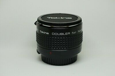 [Excellent+++++] Tokina RMC DOUBLER for NA/AI from Japan