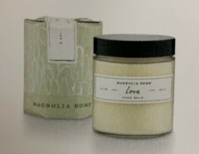 Magnolia Home Love Hand Balm 3.8oz - From Joanna Gaines