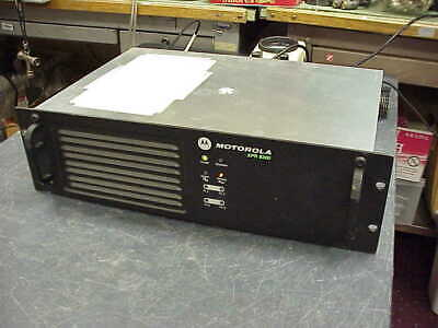 Motorola uhf UHF XPR -8300 Repeater-450-512mhz with Cap Plus Single Site