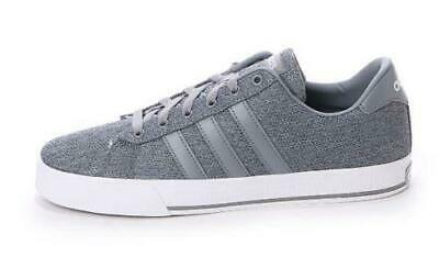 ADIDAS NEO DAILY Vulc Gray Men's Athletic Shoes Casual Sneakers AW4568 NEW