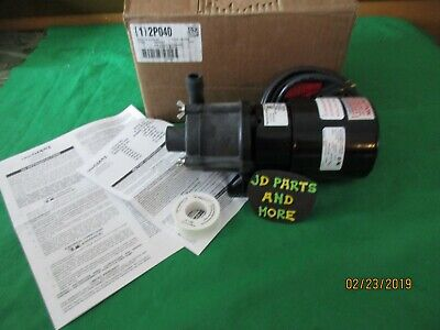 New Little Giant Magnetic Drive Corrosive Chemical Pump Te-3-Md-Hc  Spec`s Below