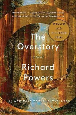 Overstory by Richard Powers (English) Paperback Book Free Shipping!