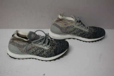 995215213a400 Adidas Men s 10 Ultraboost All Terrain LTD Shoes Silver Carbon Black CM8254
