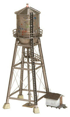 Woodland Scenics HO Scale Built-Up Building/Structure Rustic Water Tower