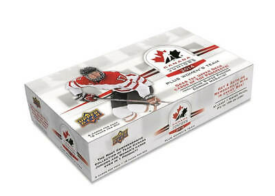 2014-15 Upper Deck Team Canada World Juniors Hobby Box (S/H In Canada/USA Only)