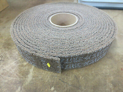 "3M Scotch Brite 05206 Cut & Polish Abrasive Roll 2"" x 30' - Box of 6"