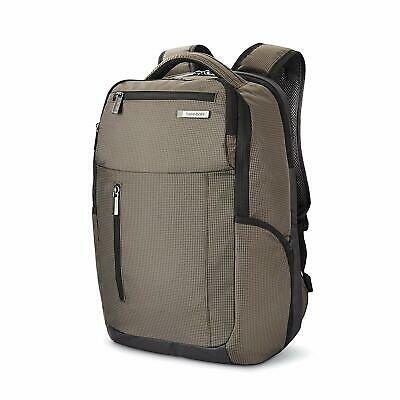 Tectonic Lifestyle Crossfire Business Backpack Green/Black One Size