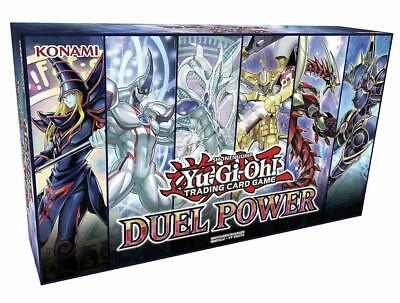 Preorder Sealed Yu-Gi-Oh! Duel Power Box Collector's Set FAST Free TRACKING!!!!!