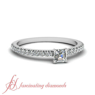 TT Sparkling RHODIUM 1.5mm Thinner 925 Sterling Silver Band Ring Size 2-8 RW42
