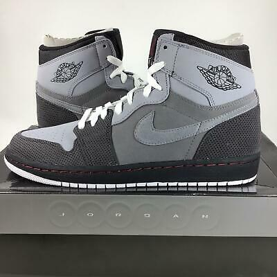 competitive price 38903 cec27 2010 Nike Air Jordan 1 Retro high,STLTH-RD, GRPHT,CHCLT,
