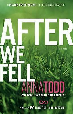 After We Fell by Anna Todd (English) Paperback Book Free Shipping!
