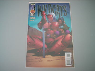 Wildcats : Issue #1 (DF Exclusive Alternate Cover) (1999)