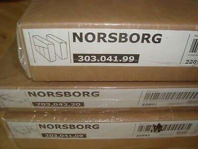 IKEA NORSBORG COVER for Sofa with Chaise Slipcover FINNSTA ...