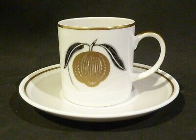 Susie Cooper Pomme D'or  Coffee Can / Cup & Saucer