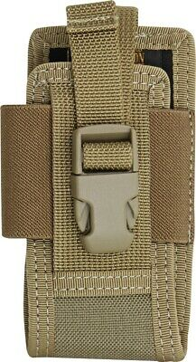 Maxpedition--Clip-On Phone Holster Khaki