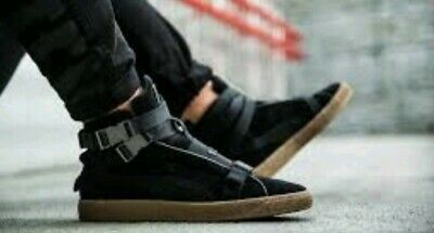 PUMA XO MEN'S The Weeknd Suede Classic 50th Military