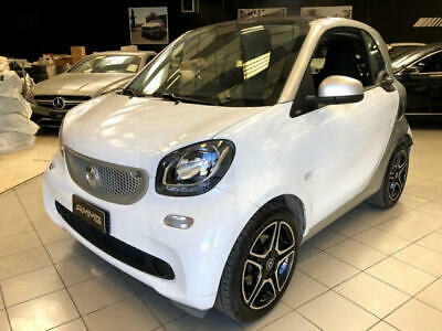 Smart forTwo 90 0.9 Turbo twinamic Passion (681) GR