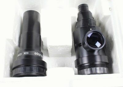 Mitutoyo (172-174) 50X Projection Lens Set for Comparator PH-3515F