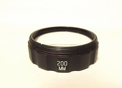 Urban Storz 200mm Surgical Microscope Objective Lens 60mm Thread Fit M1031