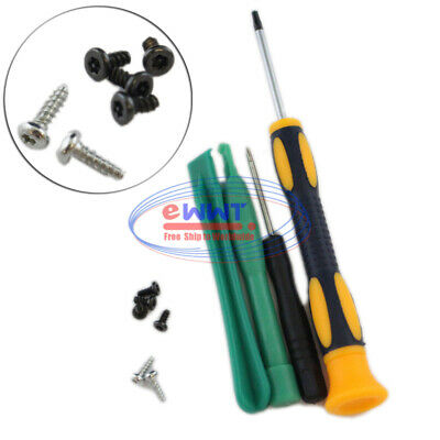 FREE SHIP 6pcs for PS4-Slim Console Housing T8 Security Torx Screws+Tool ZWPS036