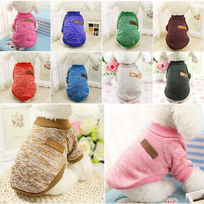 Chihuahua Yorkie toy small dog pet fleece clothes coat jacket sweater soft warm