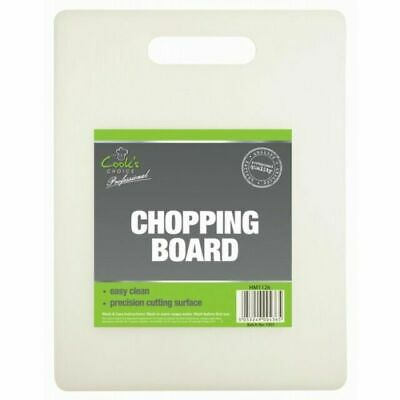 Plastic Cutting Chopping Slicing Board Kitchen Food Meat Fruit Fish Vegetables